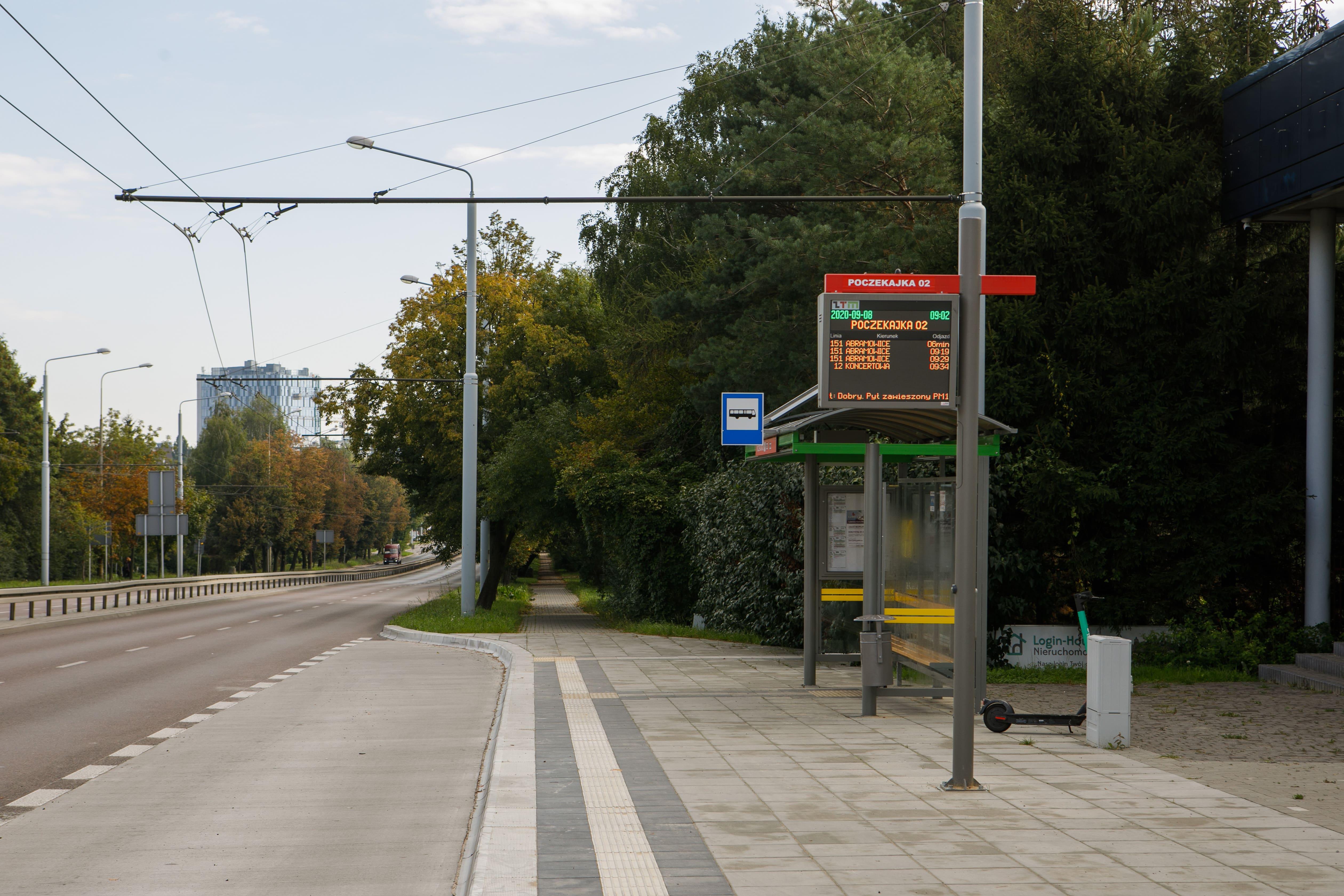 6 zespołów przystanków przesiadkowych w Lublinie gotowe - Zdjęcie główne
