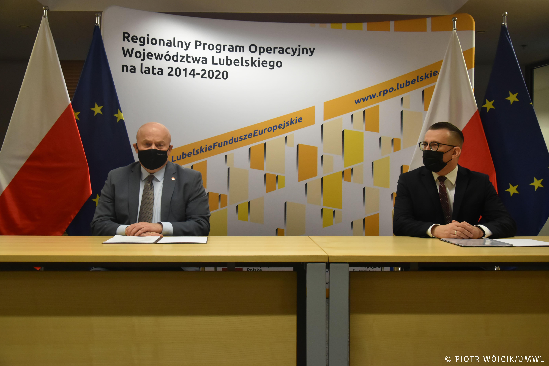 Unijne pieniądze pomogą w kształceniu zawodowym na Lubelszczyźnie. Środki trafiły do Zamościa i powiatu ryckiego - Zdjęcie główne