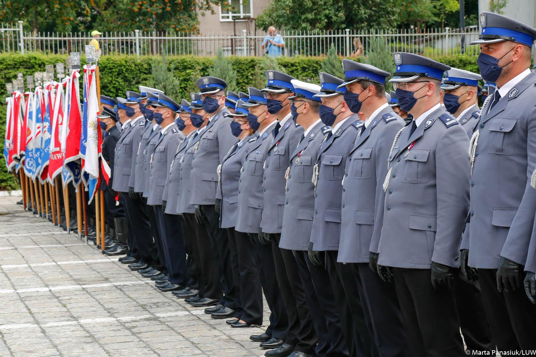 Lublin: Wojewódzkie obchody Święta Policji [GALERIA] - Zdjęcie główne