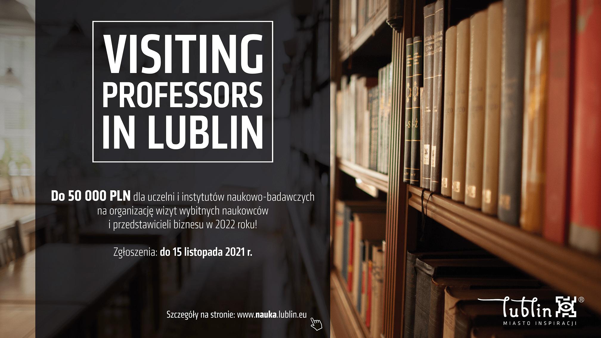 Lublin: Uczelnie będą mogły zapraszać ważnych naukowców i biznesmenów. Miasto wesprze je finansowo - Zdjęcie główne