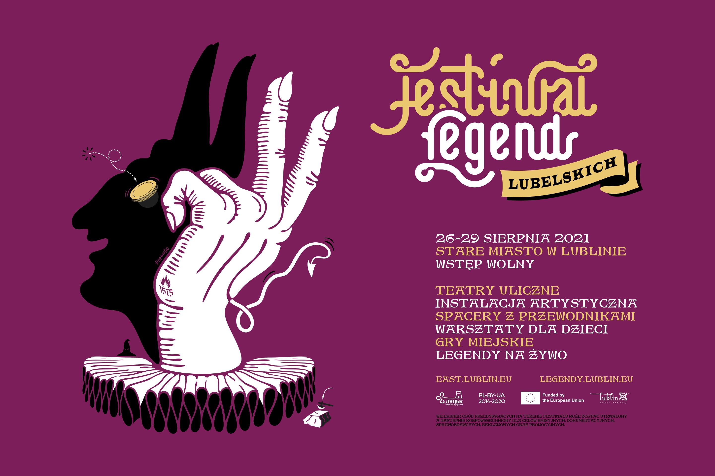Lublin: Zbliża się Festiwal Legend Lubelskich. Znamy program - Zdjęcie główne