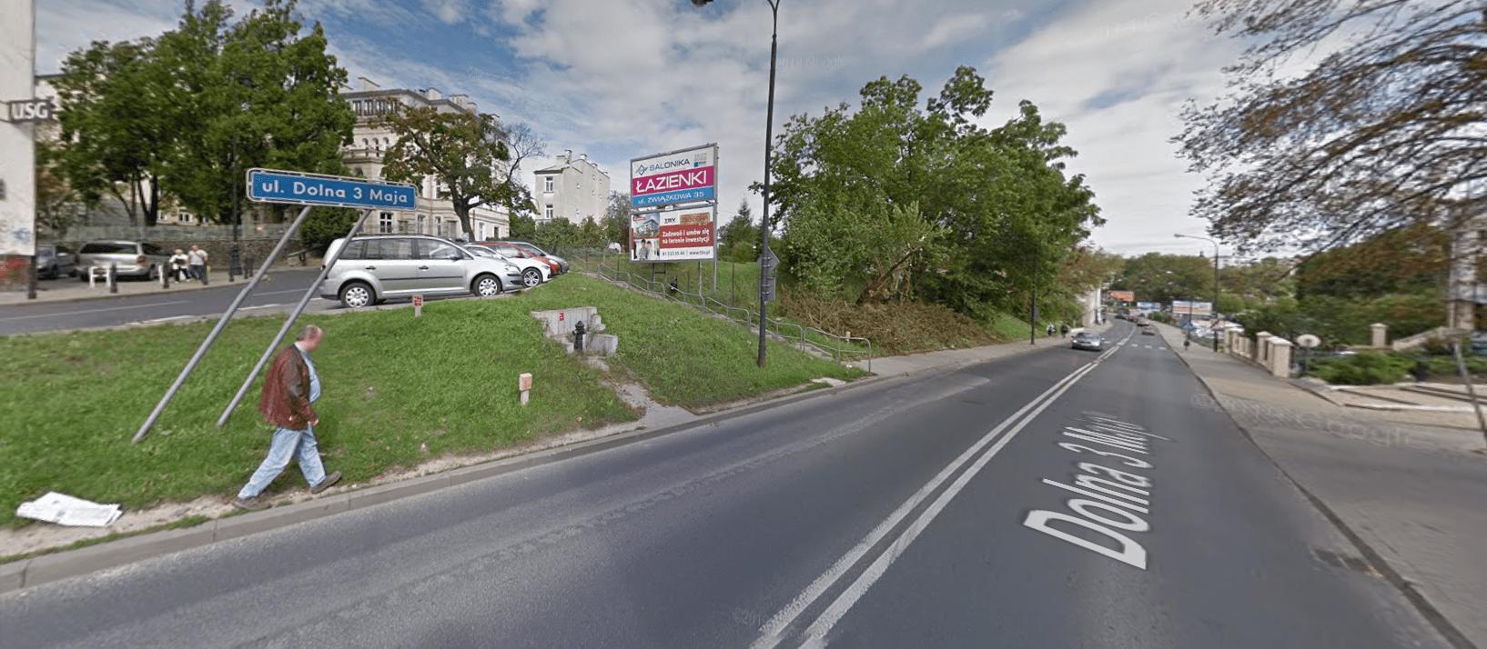 Lublin: Będą układać asfalt na ul. Dolnej 3 Maja. Zmieni się organizacja ruchu - Zdjęcie główne