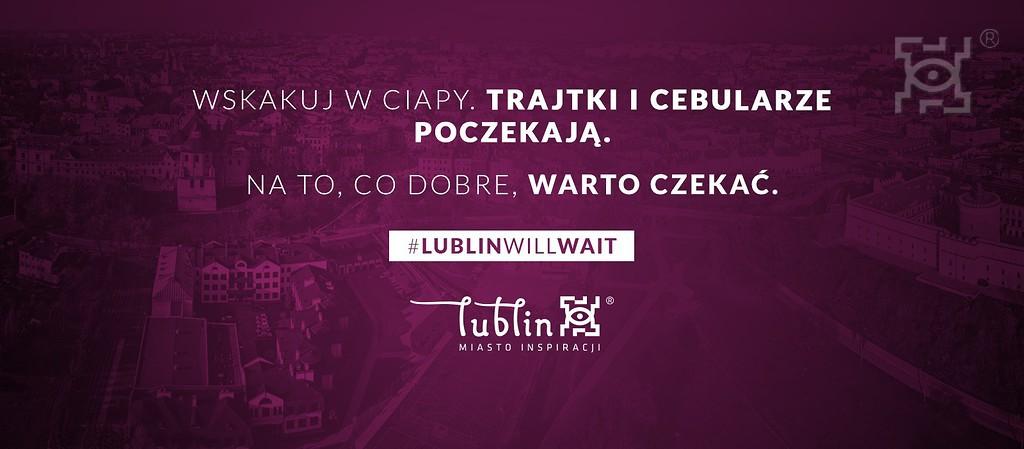 Lublin wśród nagrodzonych za przeciwdziałanie skutkom pandemii w turystyce - Zdjęcie główne