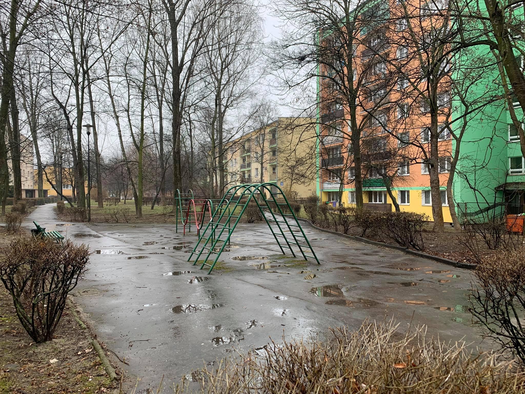 Na lubelskich Tatarach będzie nowy skwer. Pojawi się m.in. plac zabaw i siłownia zewnętrzna - Zdjęcie główne