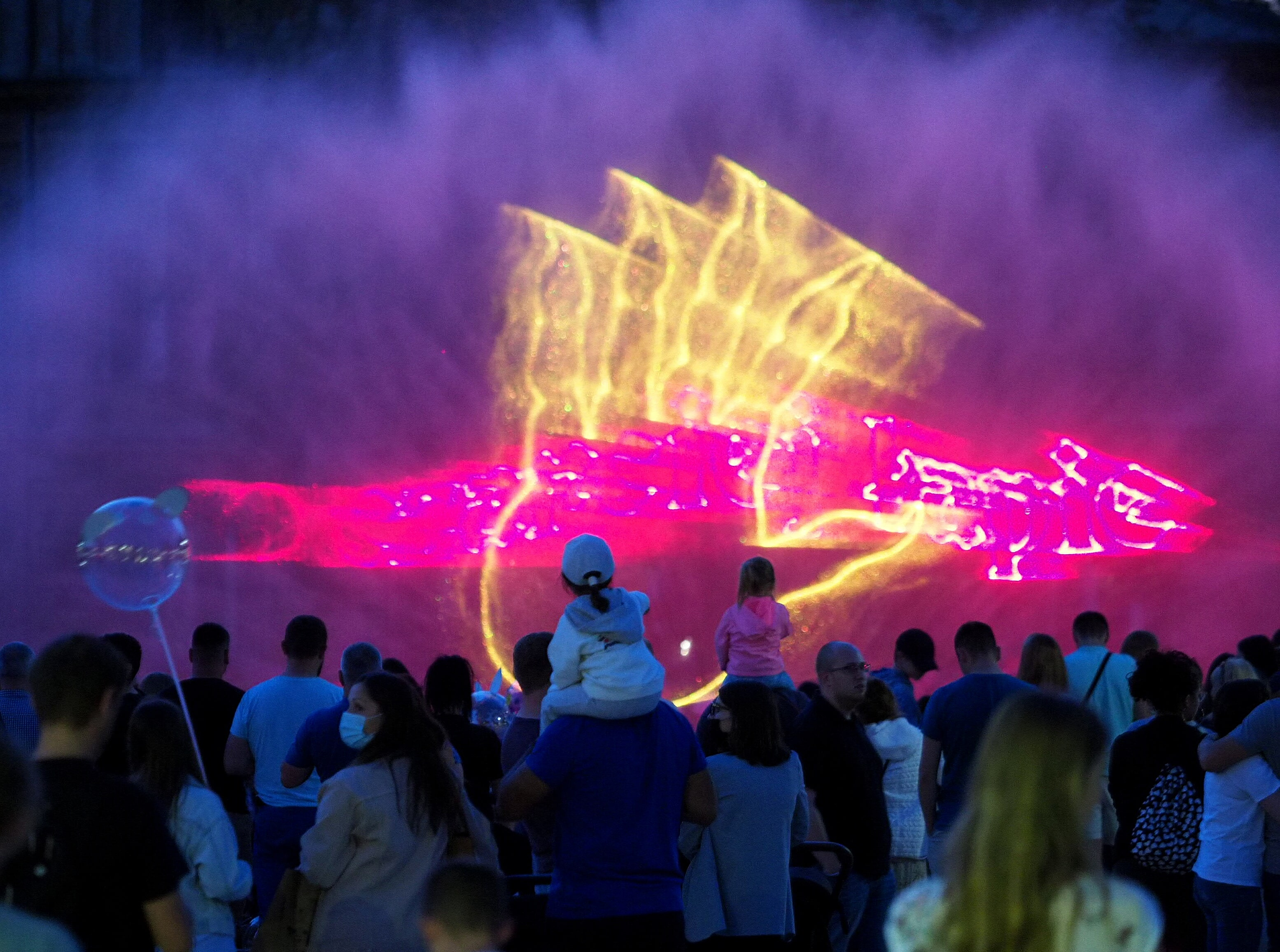 Lublin: Jest harmonogram wrześniowych pokazów na fontannie multimedialnej. Są nowości - Zdjęcie główne