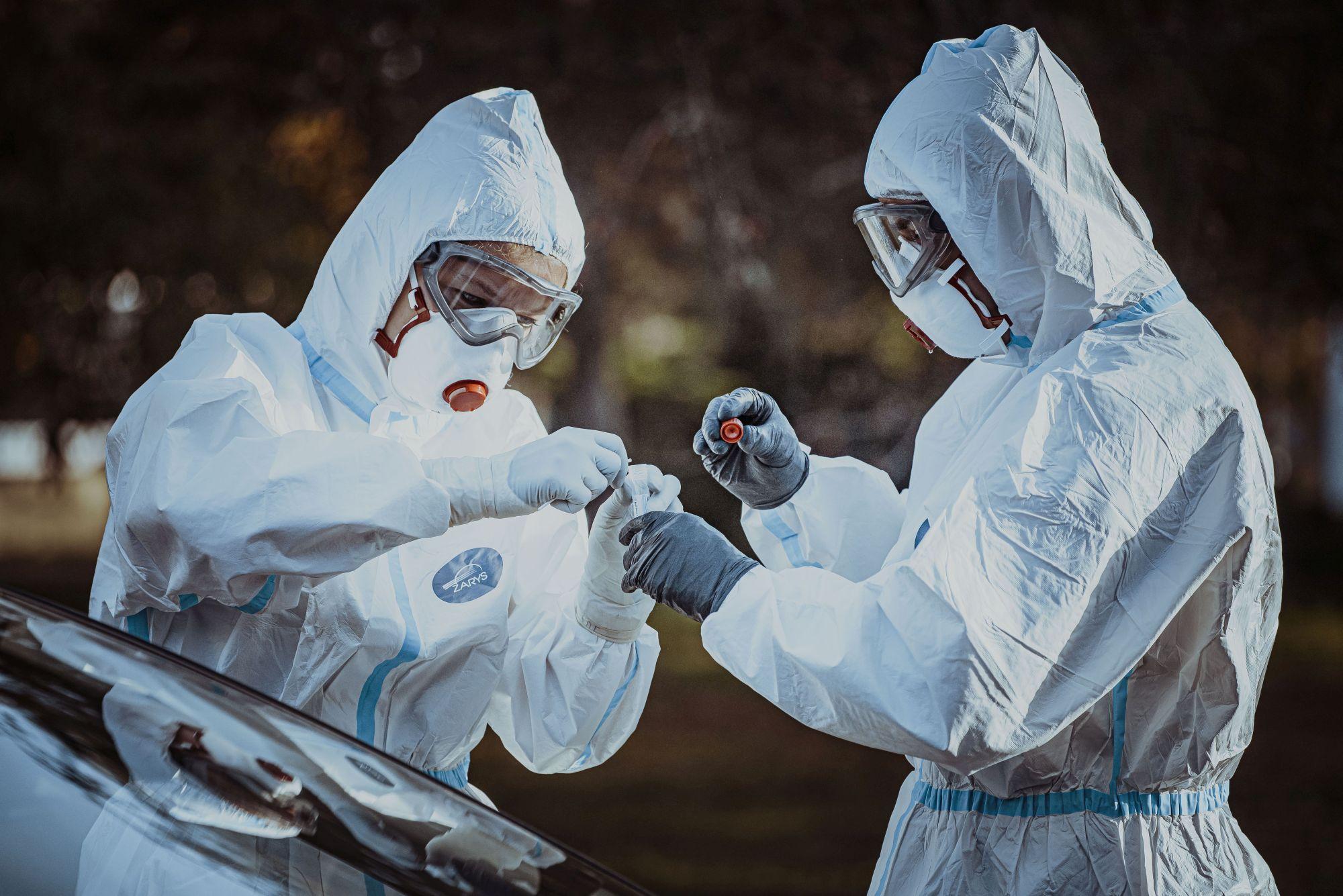 Lubelscy terytorialsi bardziej zaangażują się w walkę z epidemią - Zdjęcie główne
