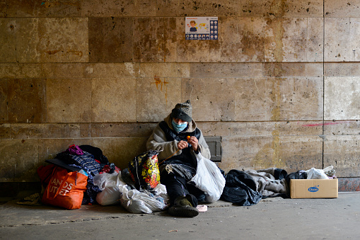 Lublin: miasto zaszczepi bezdomnych przeciwko COVID-19 - Zdjęcie główne