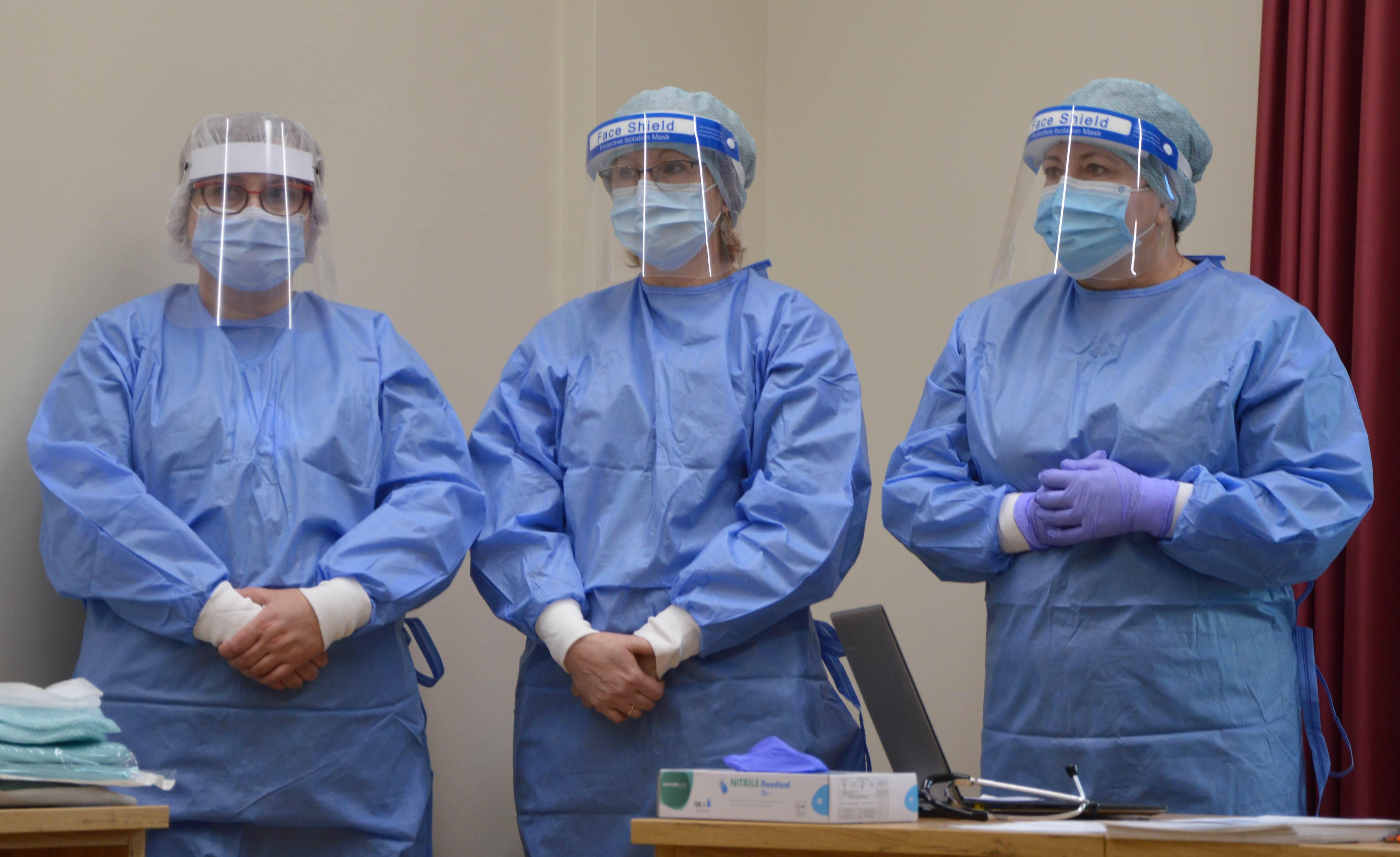 Koronawirus: kto nas zaszczepi przeciwko COVID-19? Pomysł rządu: student albo fizjoterapeuta - Zdjęcie główne
