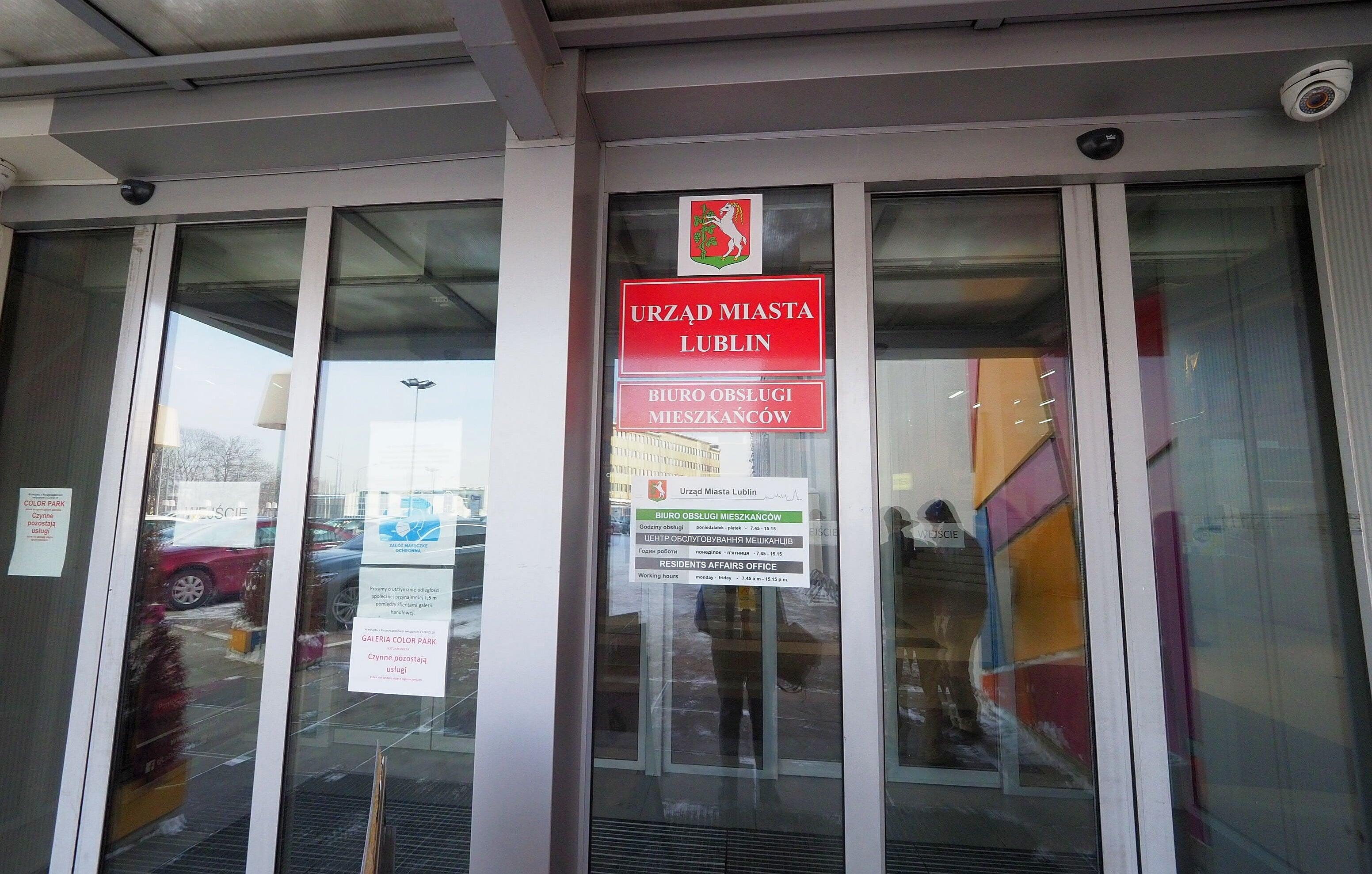 Jest nowe Biuro Obsługi Mieszkańców w Lublinie - Zdjęcie główne