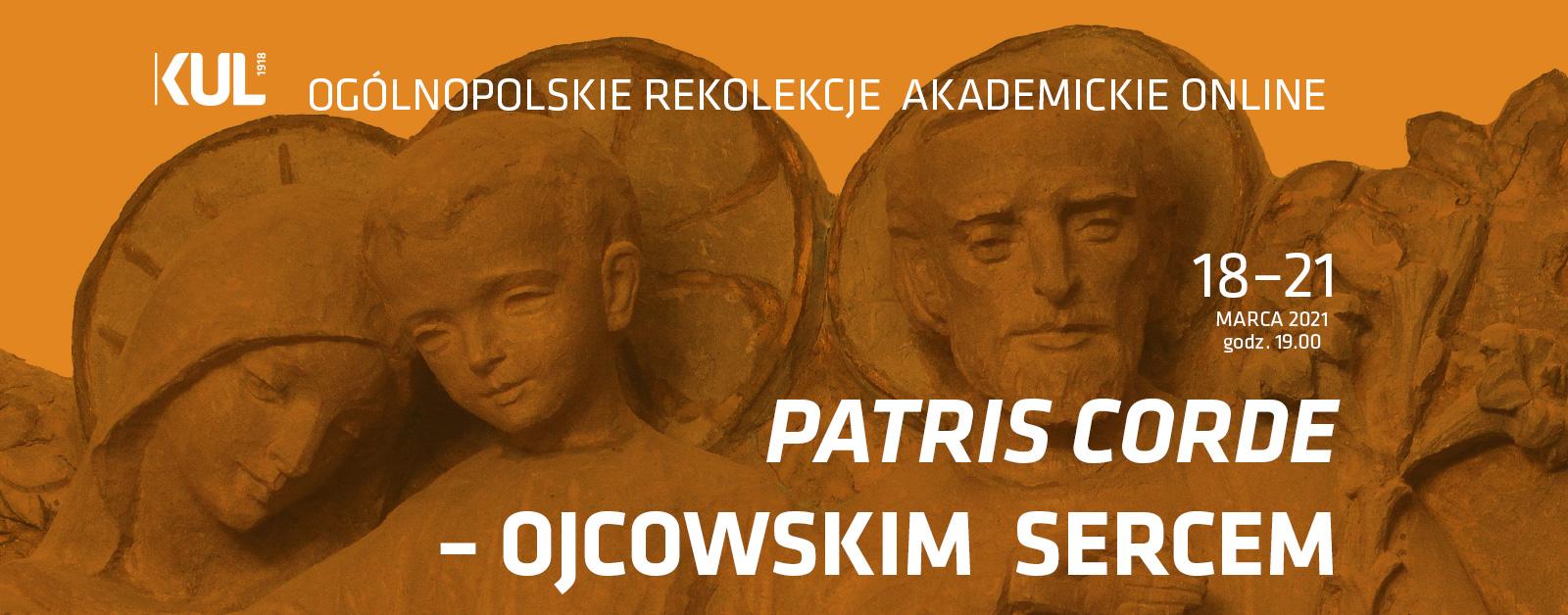 KUL zaprasza na ogólnopolskie rekolekcje akademickie online - Zdjęcie główne