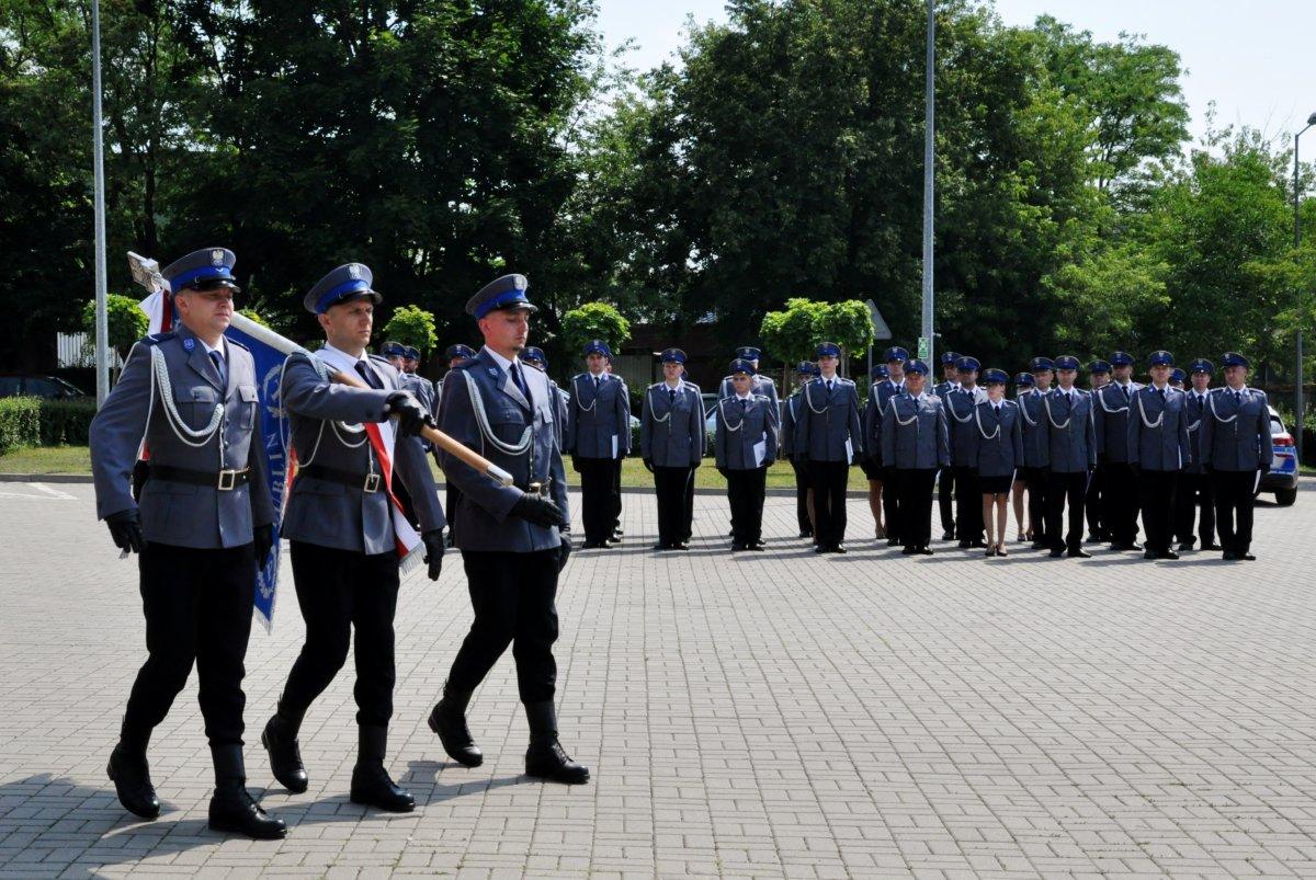 Lublin: Awanse z okazji Święta Policji - Zdjęcie główne