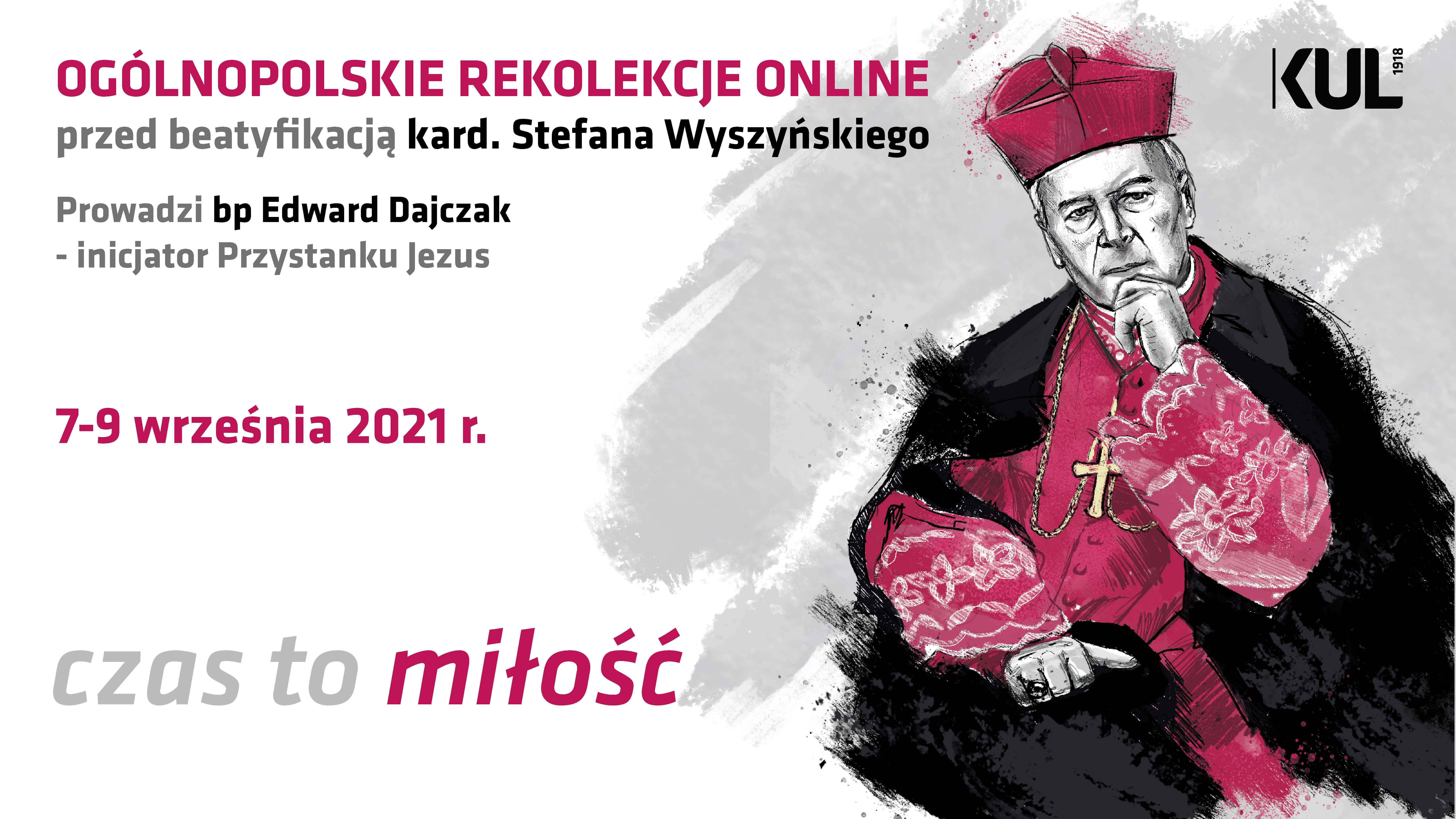 Lublin: Ruszają ogólnopolskie rekolekcje przed beatyfikacją kard. Wyszyńskiego - Zdjęcie główne