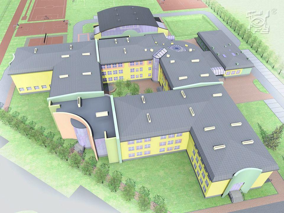 Rozbudowa Szkoły Podstawowej nr 52 w Lublinie. Rozstrzygnięto przetarg - Zdjęcie główne
