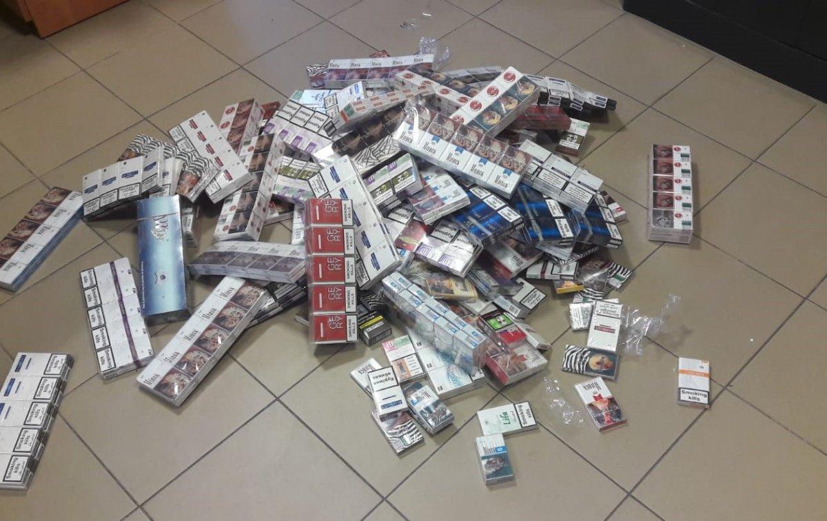 Lublin: Tysiąc paczek nielegalnych papierosów w samochodzie - Zdjęcie główne