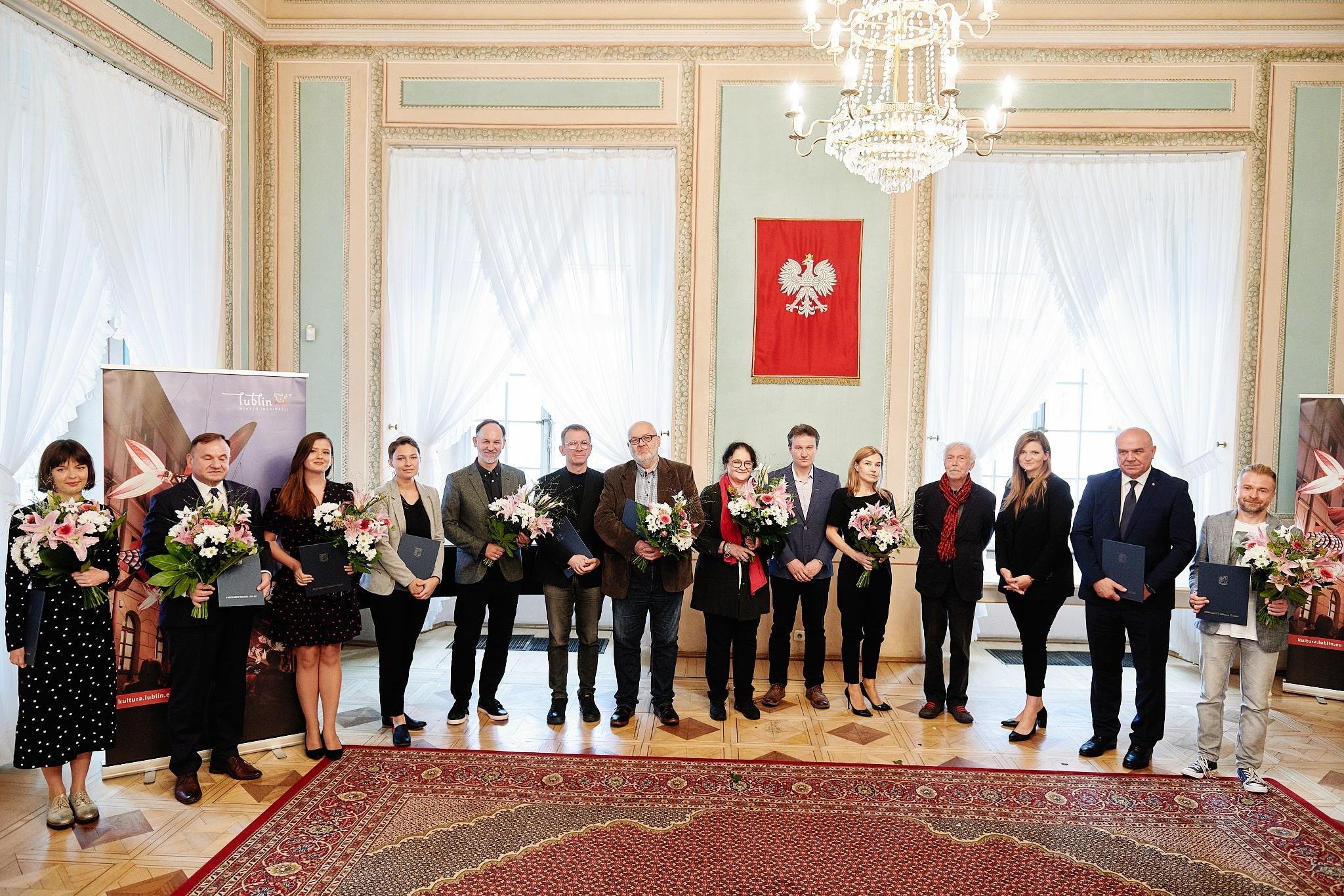 Lublin: Poznaliśmy nominowanych do Nagrody Miasta Lublin w dziedzinie kultury [GALERIA] - Zdjęcie główne