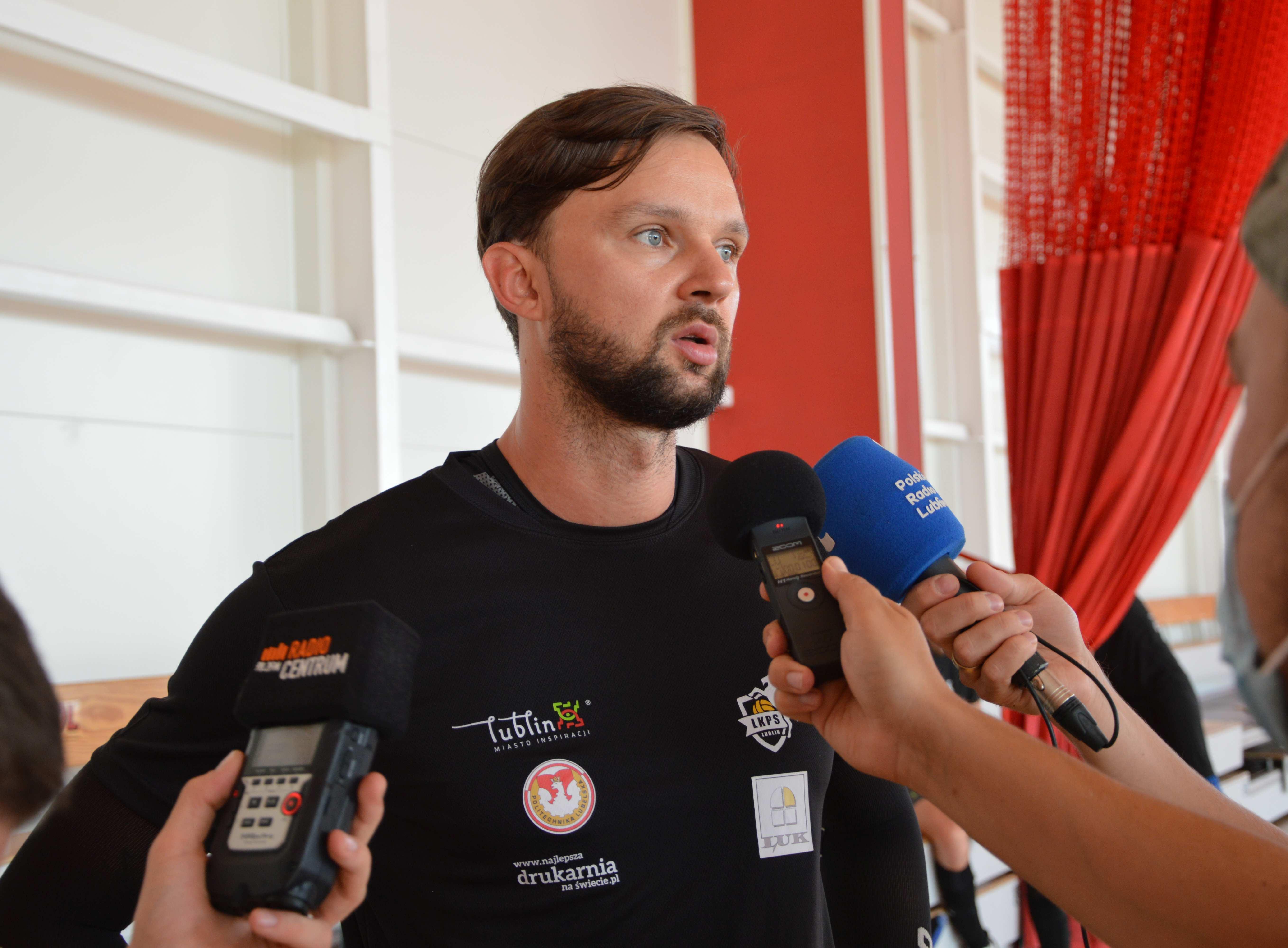 Grzegorz Pająk zostaje w LUK Politechnice. Rozgrywający będzie dyrygował także w PlusLidze - Zdjęcie główne