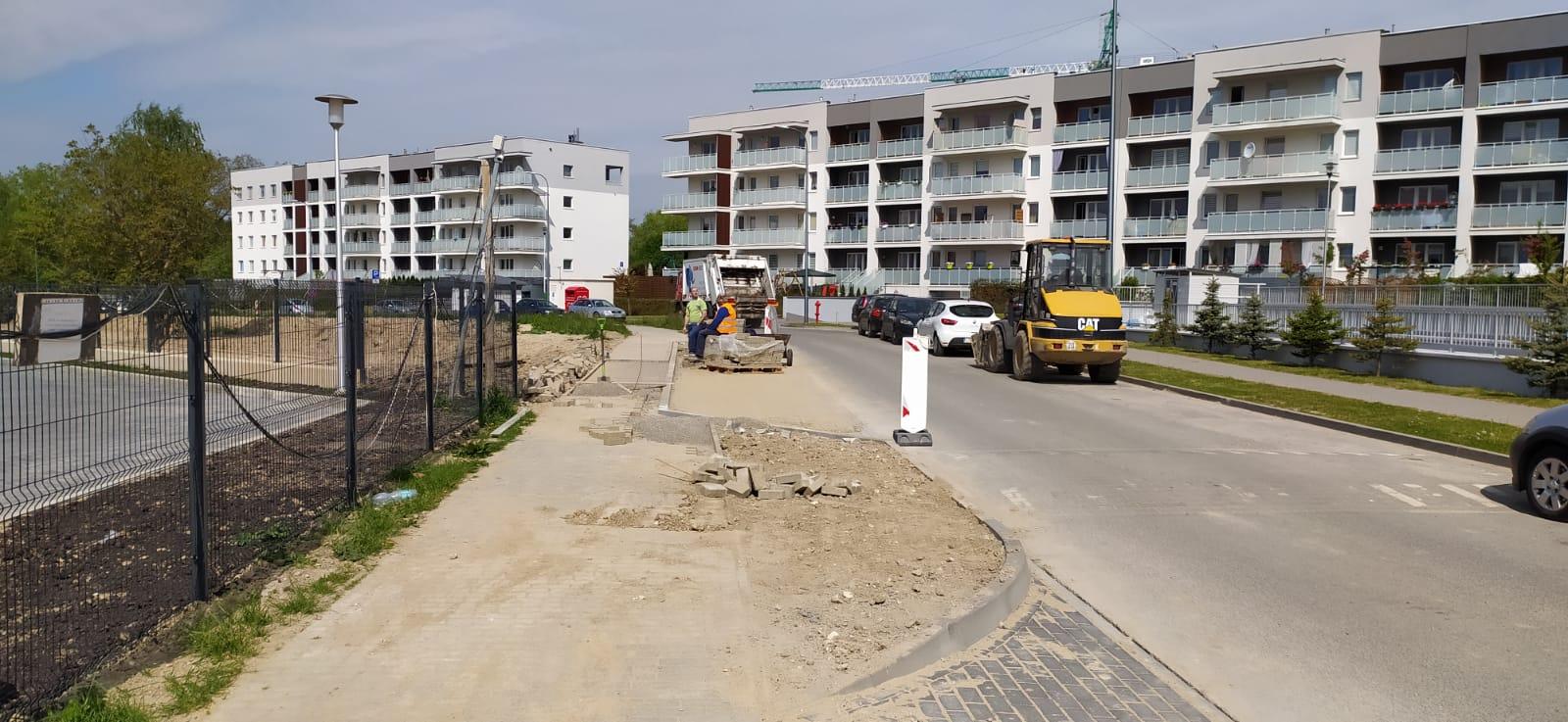 Lublin: więcej miejsc parkingowych na Kośminku. Dzięki Budżetowi Obywatelskiemu - Zdjęcie główne