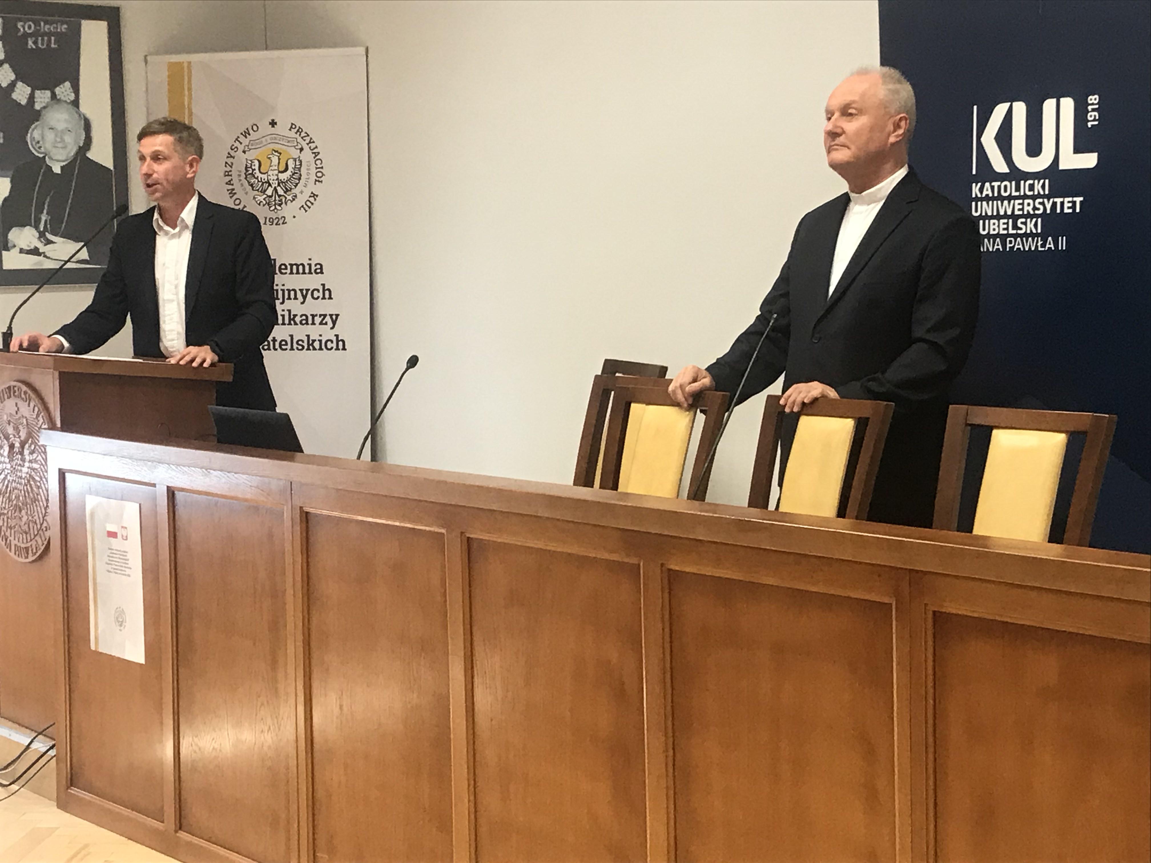 """Lublin: Ruszyła """"Akademia polonijnych dziennikarzy obywatelskich"""" na KUL - Zdjęcie główne"""