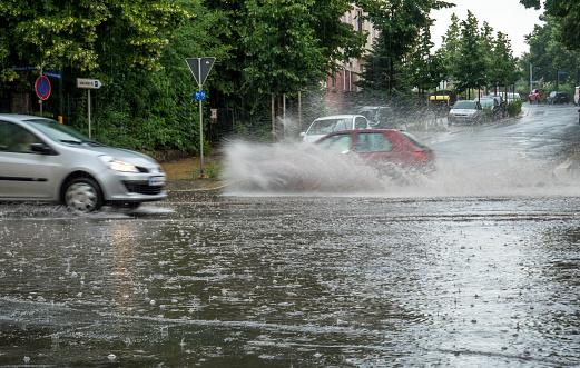 Lublin: UMCS opublikował kolejny odcinek eksperckiego cyklu. Tym razem na temat powodzi - Zdjęcie główne