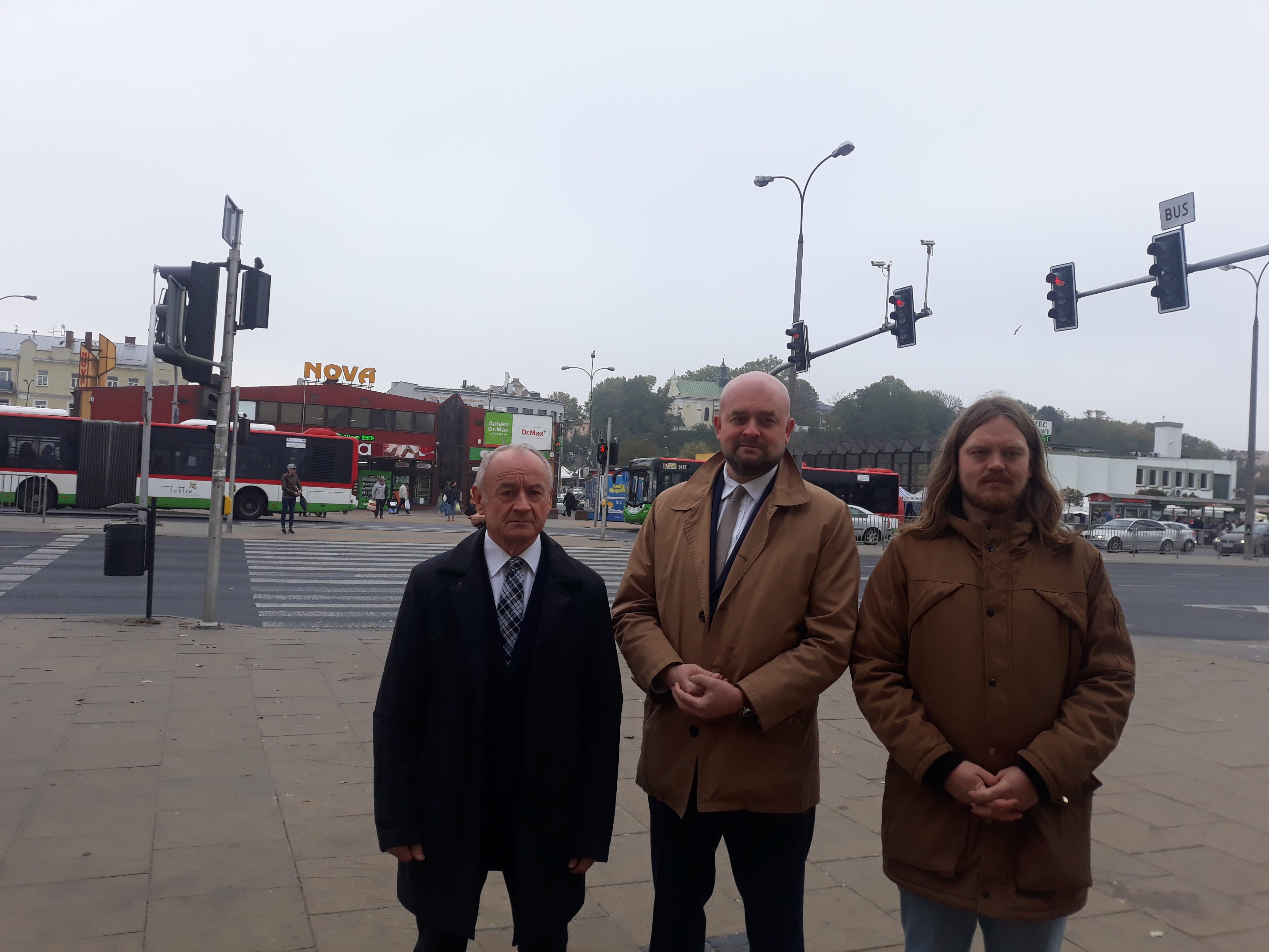 Lublin: Partia KORWiN i radny miejski chcą sekundników na światłach [WIDEO] - Zdjęcie główne