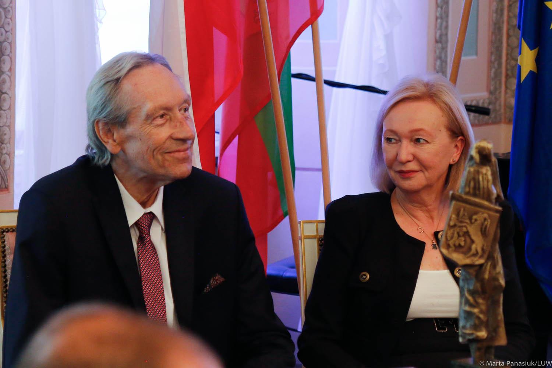 Lublin: Siatkarz i medalista został Honorowym Obywatelem Miasta Lublin [GALERIA] - Zdjęcie główne