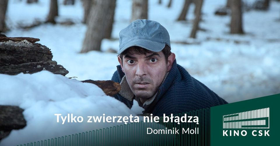 """W tym tygodniu w lubelskim Kinie CSK film """"Tylko zwierzęta nie błądzą"""" - Zdjęcie główne"""