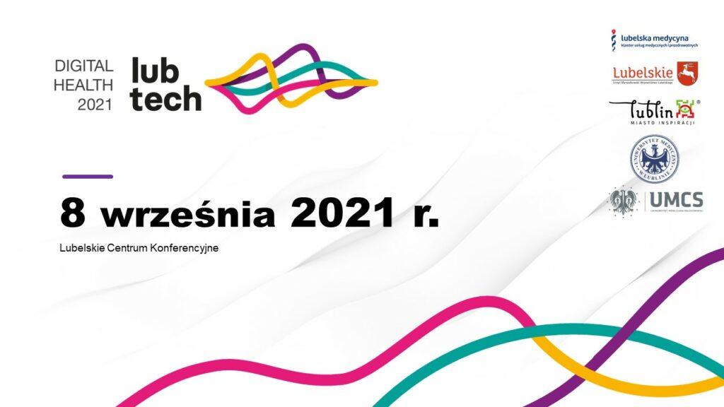 Lublin: Będą dyskutować o cyfryzacji w medycynie. W ramach konferencji LubTech-Digital Health 2021 - Zdjęcie główne