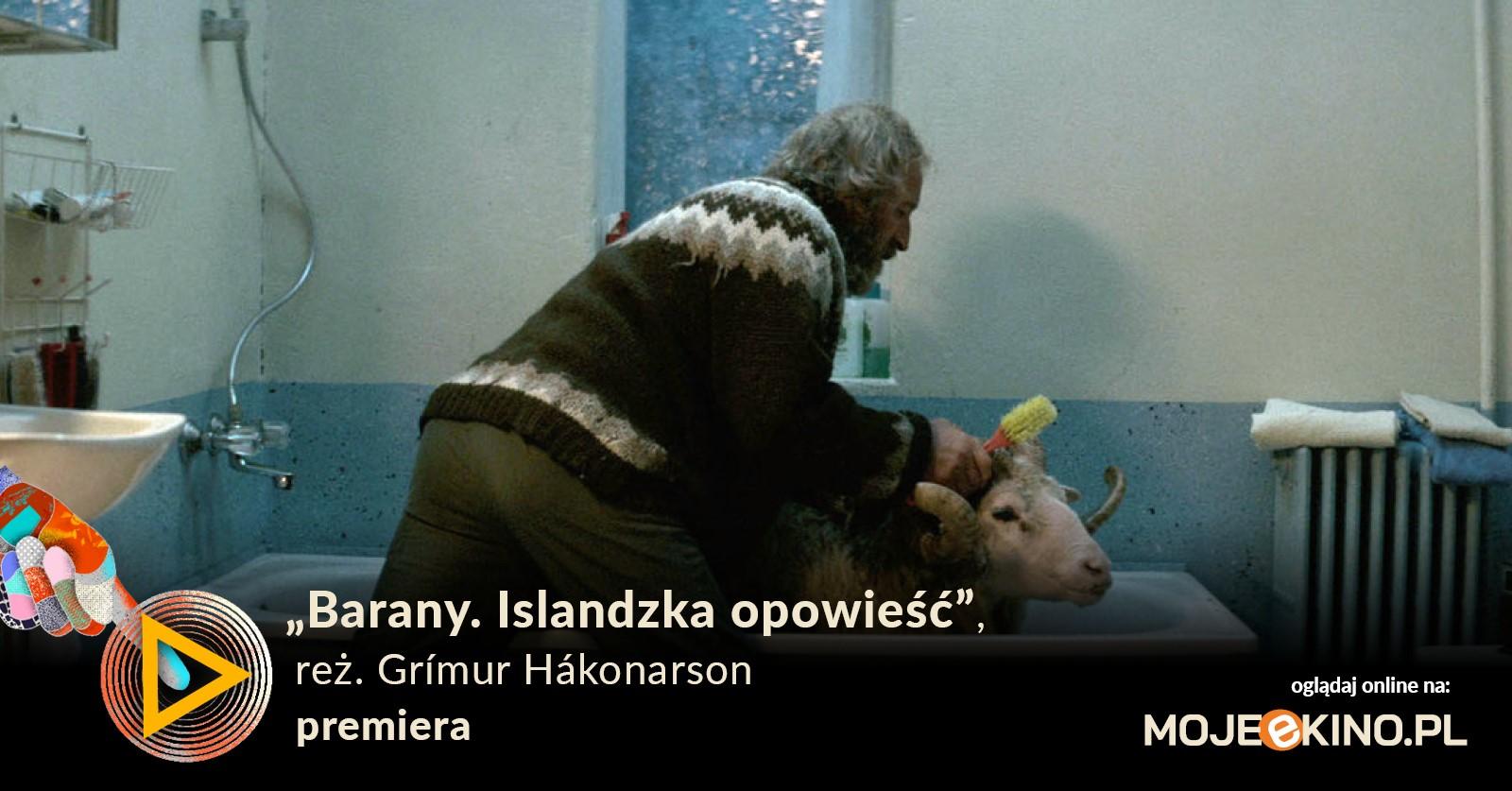 """Komediodramat """"Barany. Islandzka opowieść"""" w wirtualnym Kinie CSK - Zdjęcie główne"""