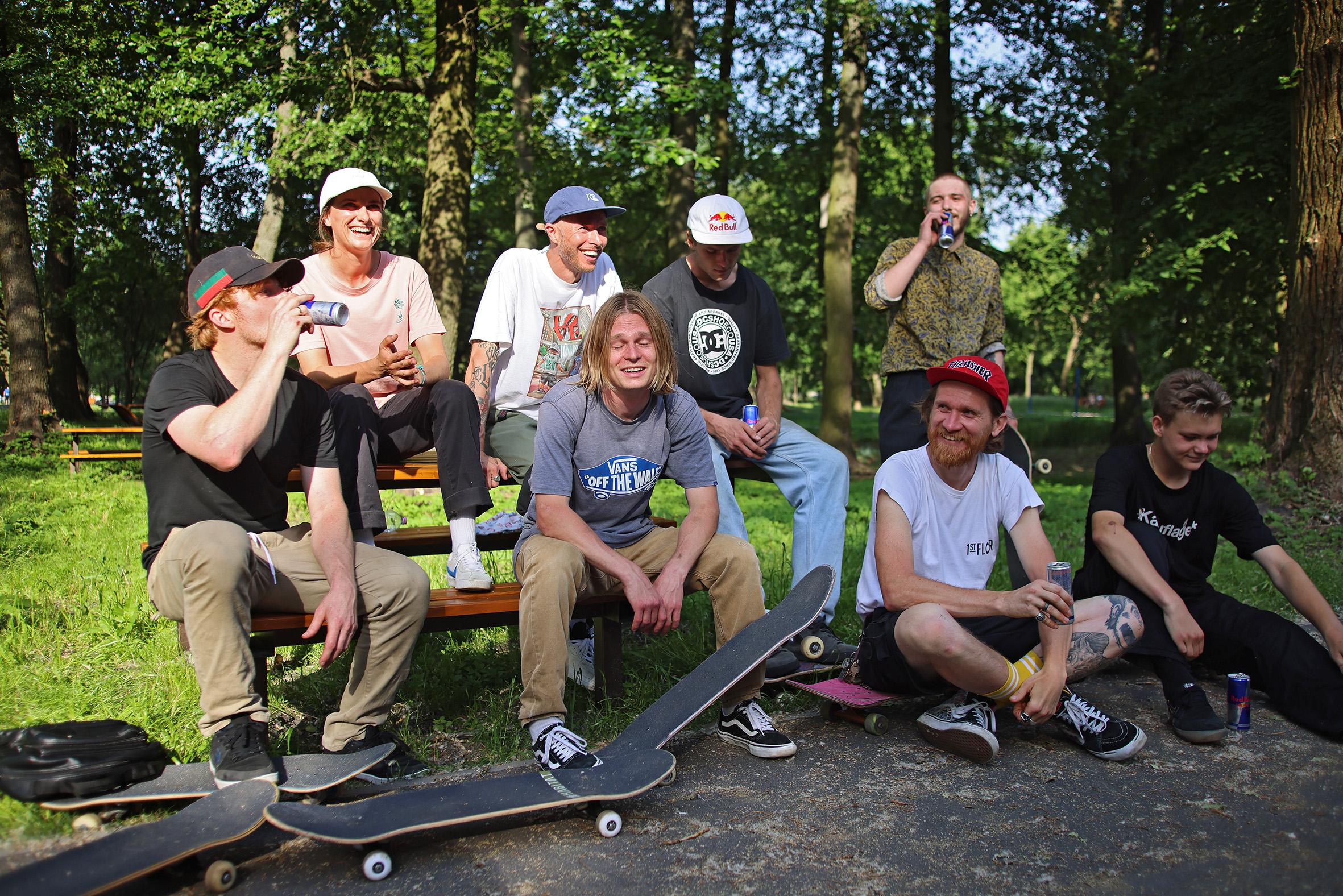 """Lublin: Skatepark w Parku Ludowym """"wystąpił"""" w Red Bull TV. Jako jeden z czterech z całej Polski - Zdjęcie główne"""