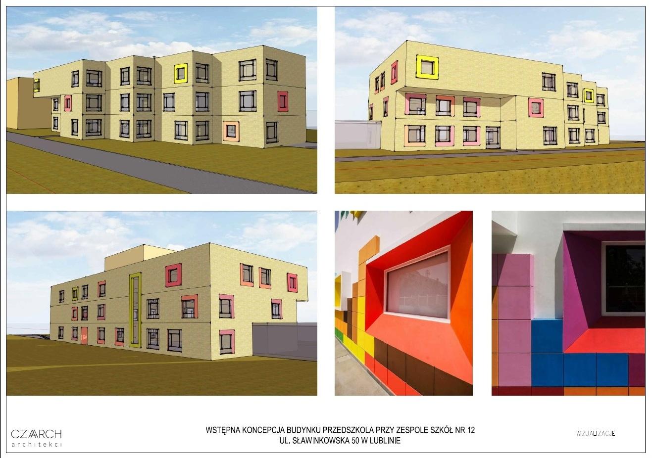 Lublin: rozbudowa Zespołu Szkół nr 12. Przetarg rozstrzygnięty, wkrótce ruszy budowa - Zdjęcie główne