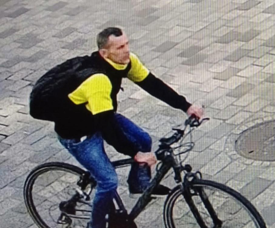 Policja szuka złodziei roweru. Skradziono go w centrum Lublina - Zdjęcie główne