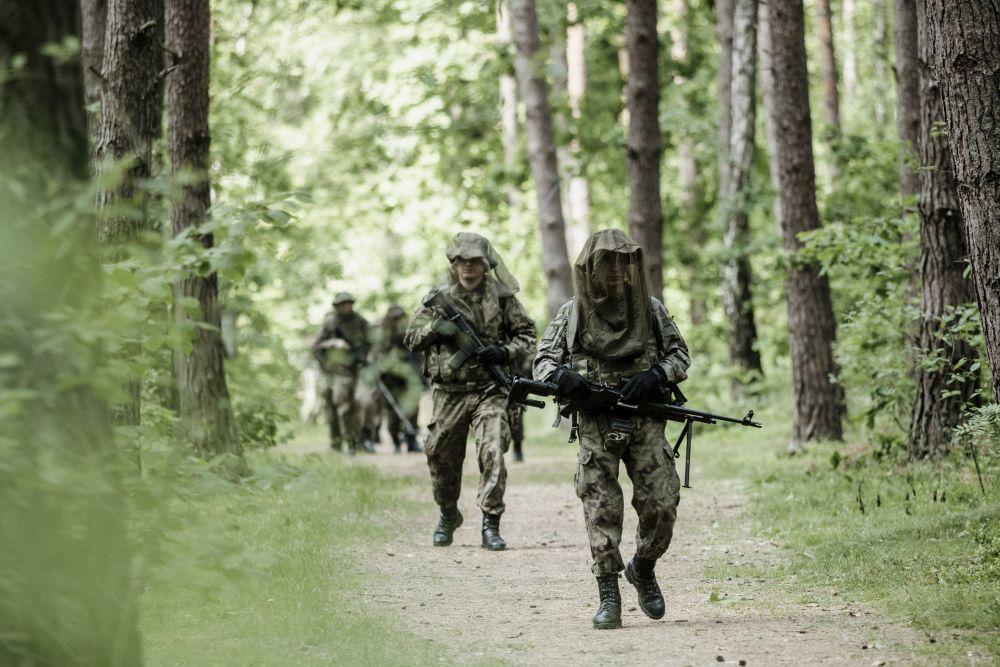Województwo lubelskie: terytorialsi wracają do intensywniejszych ćwiczeń  - Zdjęcie główne