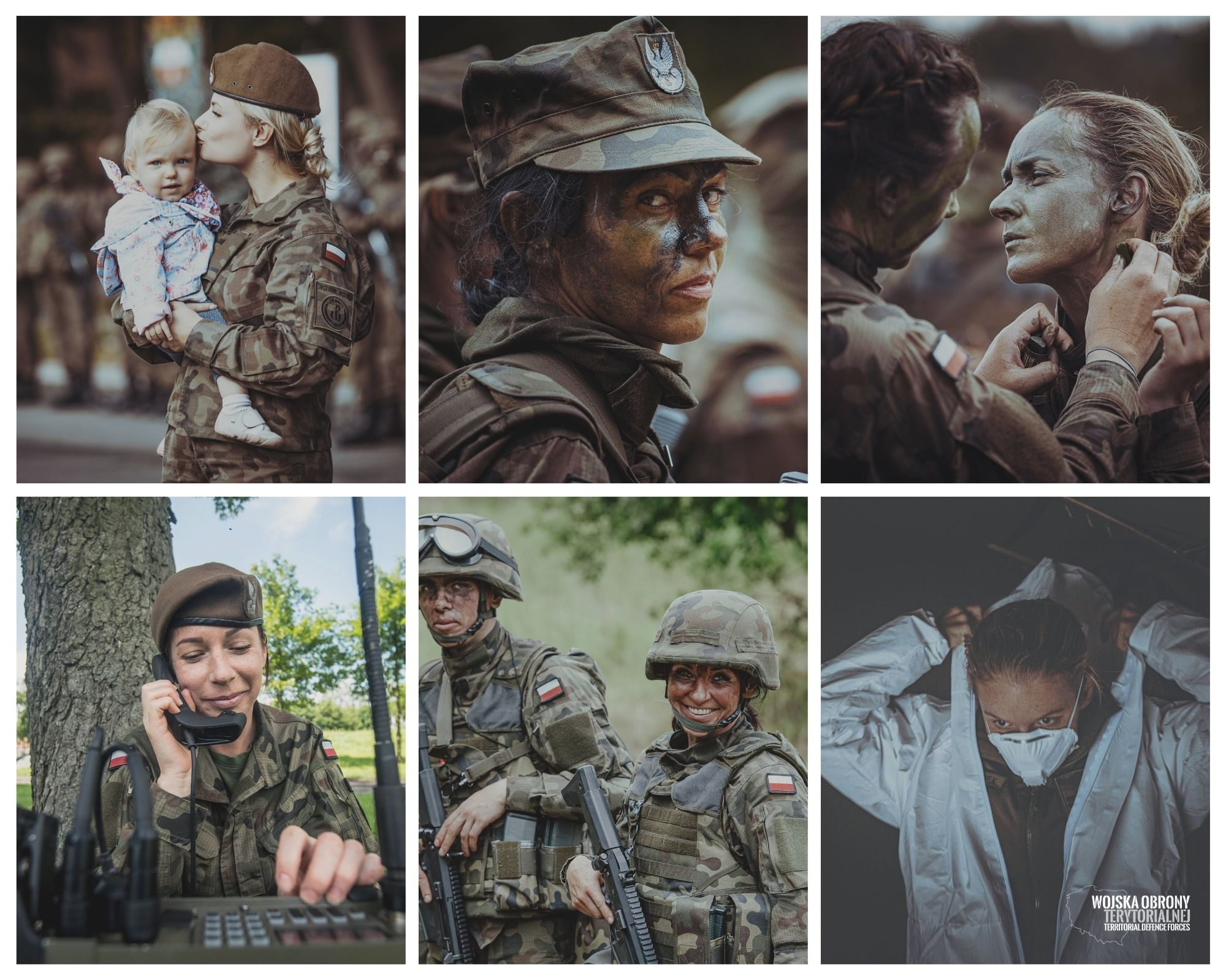 Lubelscy terytorialsi na Dzień Kobiet: W Polsce dużym zainteresowaniem wśród kobiet cieszą się Wojska Obrony Terytorialnej - Zdjęcie główne