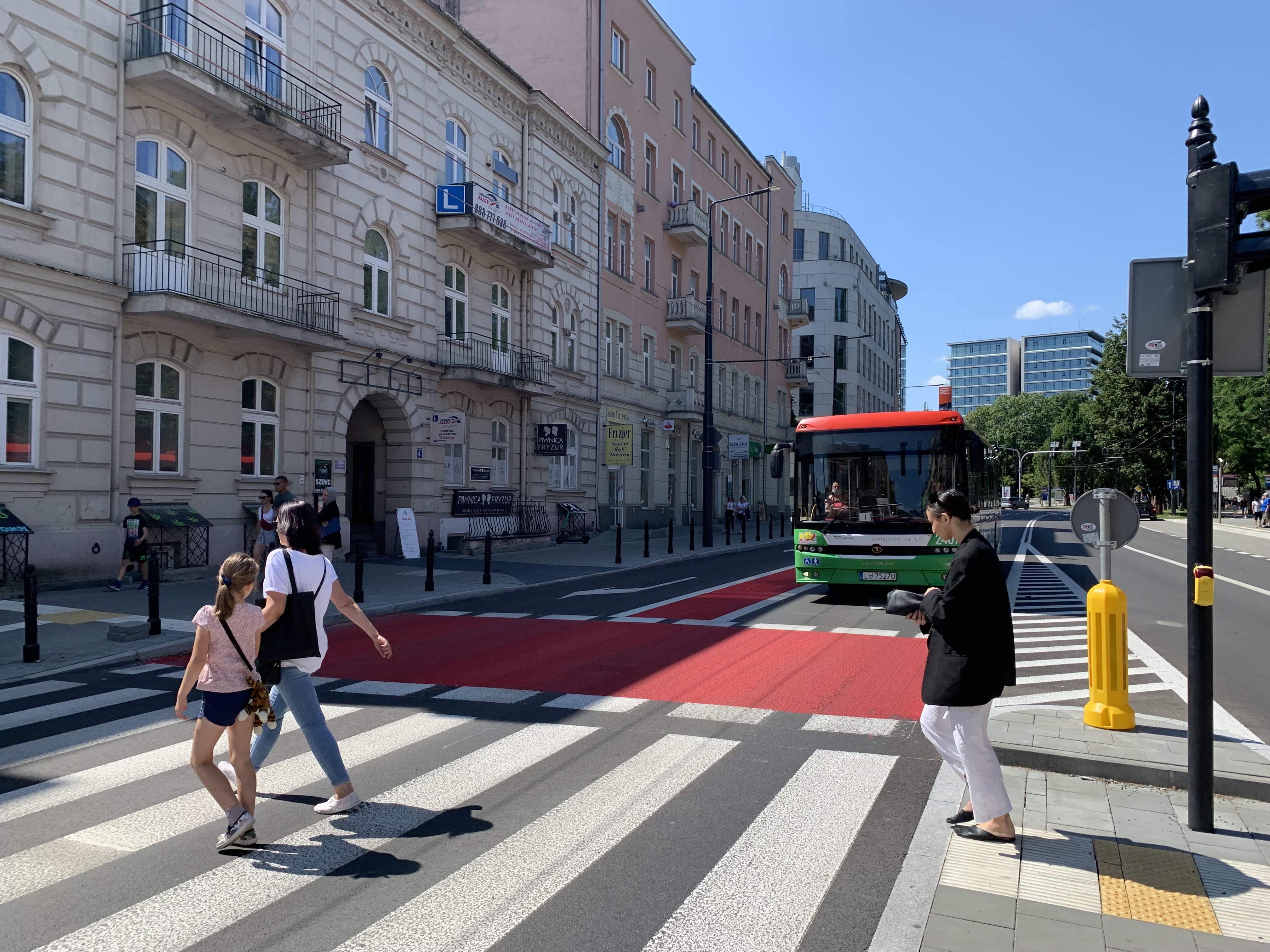 Lublin: Wielka przebudowa dobiega końca. Al. Racławickie prawie gotowe - Zdjęcie główne
