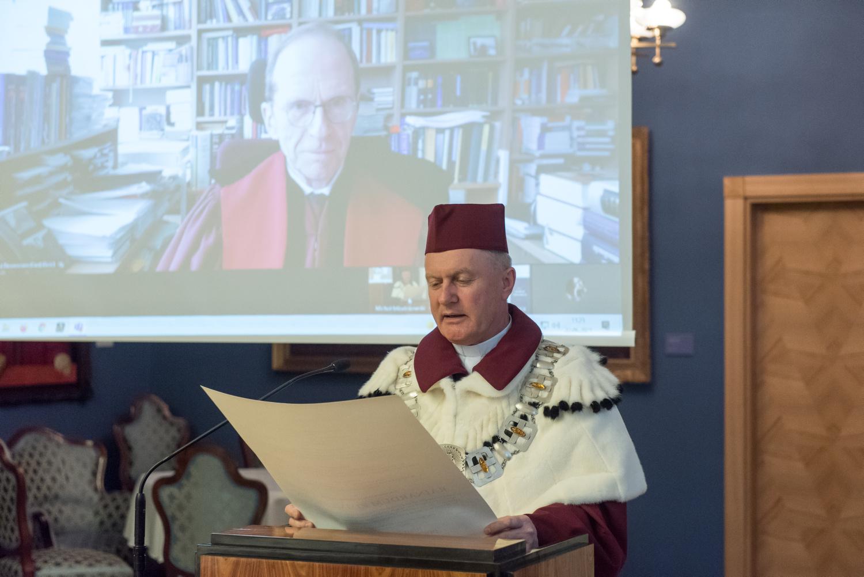 Lublin: niemiecki prawnik z tytułem doktora honoris causa KUL - Zdjęcie główne