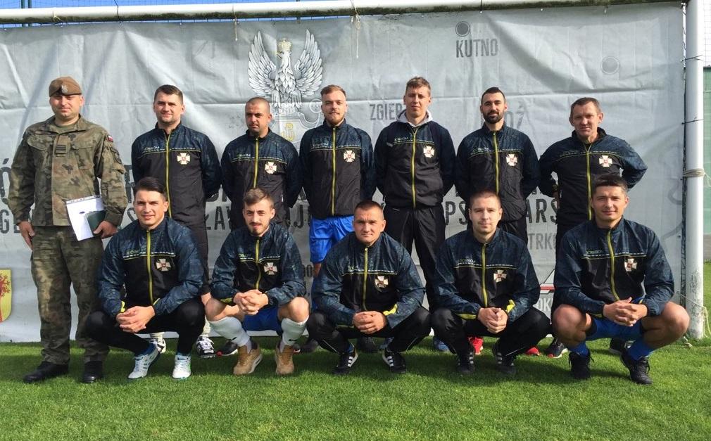 Terytorialsi z Lublina najlepsi w kraju w futsalu - Zdjęcie główne