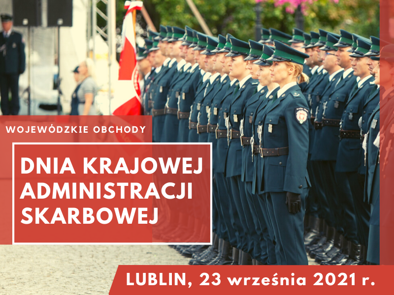 Lublin: Izba Administracji Skarbowej będzie świętować. W programie apel i pokazy - Zdjęcie główne
