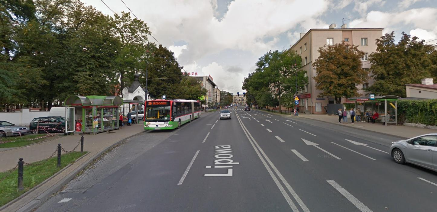 Lublin: Z ul. Lipowej znikną dwa tymczasowe przystanki. Wrócą na swoje miejsca - Zdjęcie główne