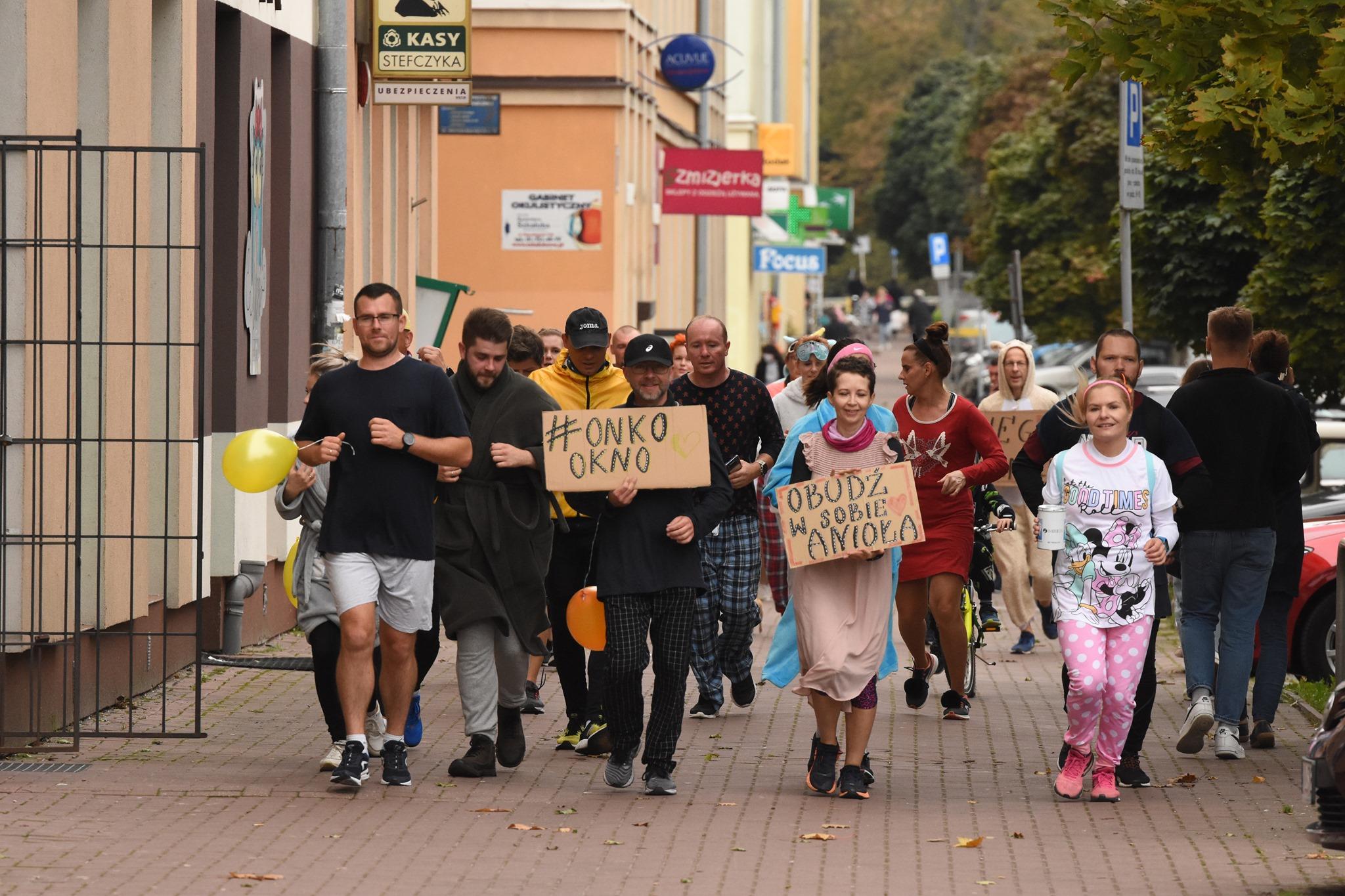 Lublin: Pobiegną w piżamach. W ramach akcji charytatywnej - Zdjęcie główne