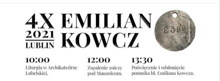 """Lublin: Uroczyście odsłonią pomnik """"proboszcza Majdanka"""" - Zdjęcie główne"""