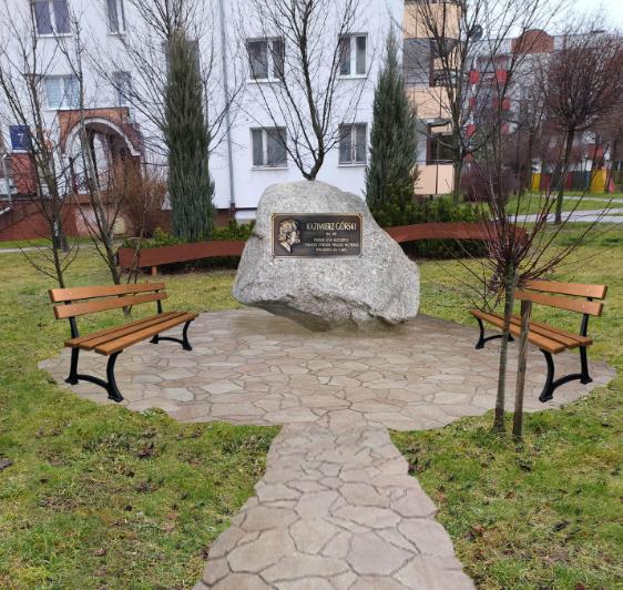 Lublin: skwer na Czechowie nazwany imieniem muzykologa. W weekend otwarcie - Zdjęcie główne