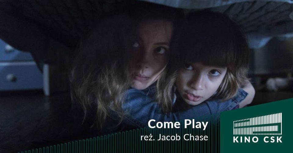 """Kino CSK w Lublinie zaprasza na horror """"Come Play"""" - Zdjęcie główne"""
