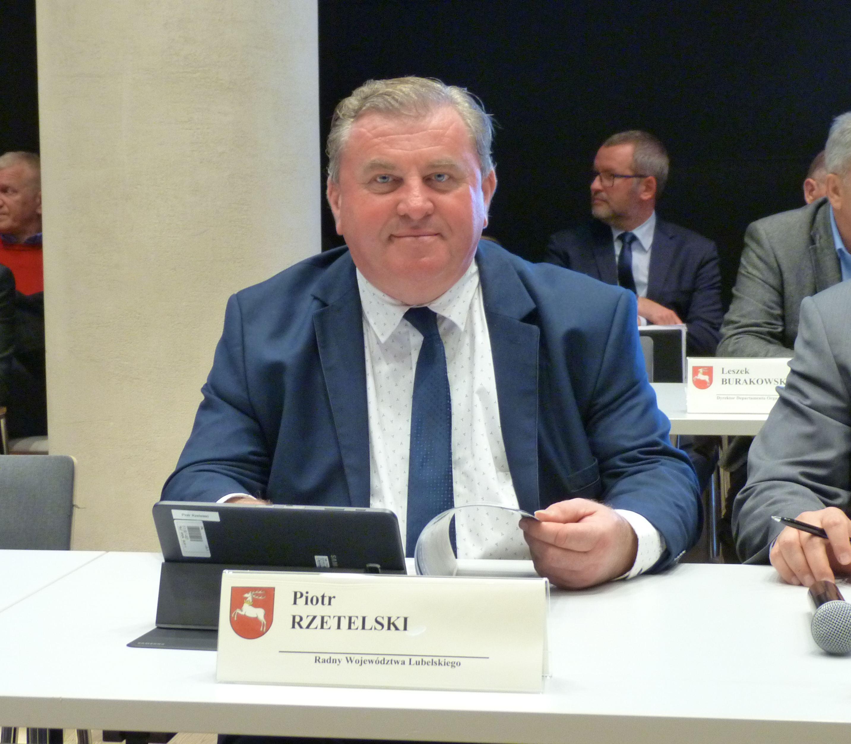 Piotr Rzetelski (radny wojewódzki): Za miesiąc skoczę z Urzędu Marszałkowskiego - Zdjęcie główne