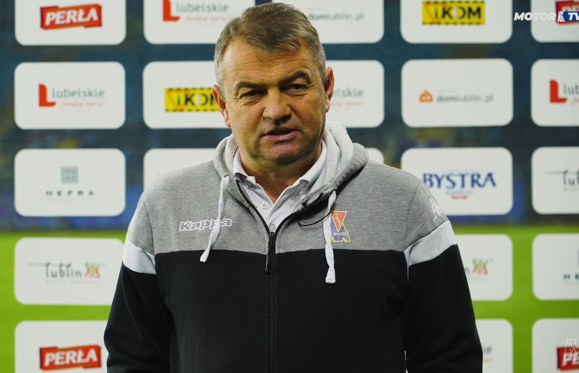 Mirosław Hajdo (trener Motoru Lublin): Nie mieliśmy kompletnego składu - Zdjęcie główne