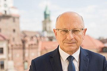 Krzysztof Żuk - prezydent Lublina trafił do szpitala - Zdjęcie główne