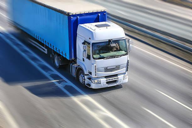 Lublin: Mieszkańcy ul. Poligonowej mają dość ciężarówek. Radny zaproponował rozwiązanie - Zdjęcie główne