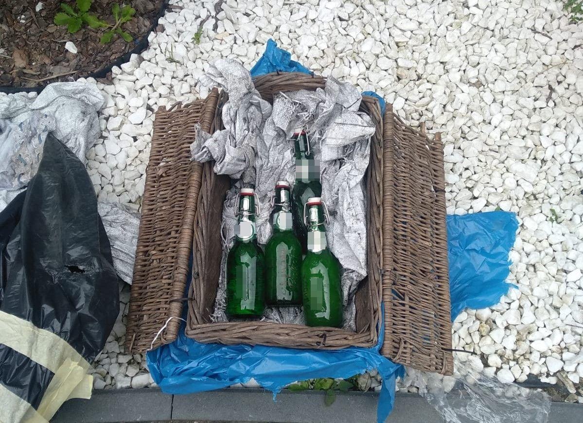W paczce do Norwegii miały być piwa. Było 5 kg amfetaminy - Zdjęcie główne