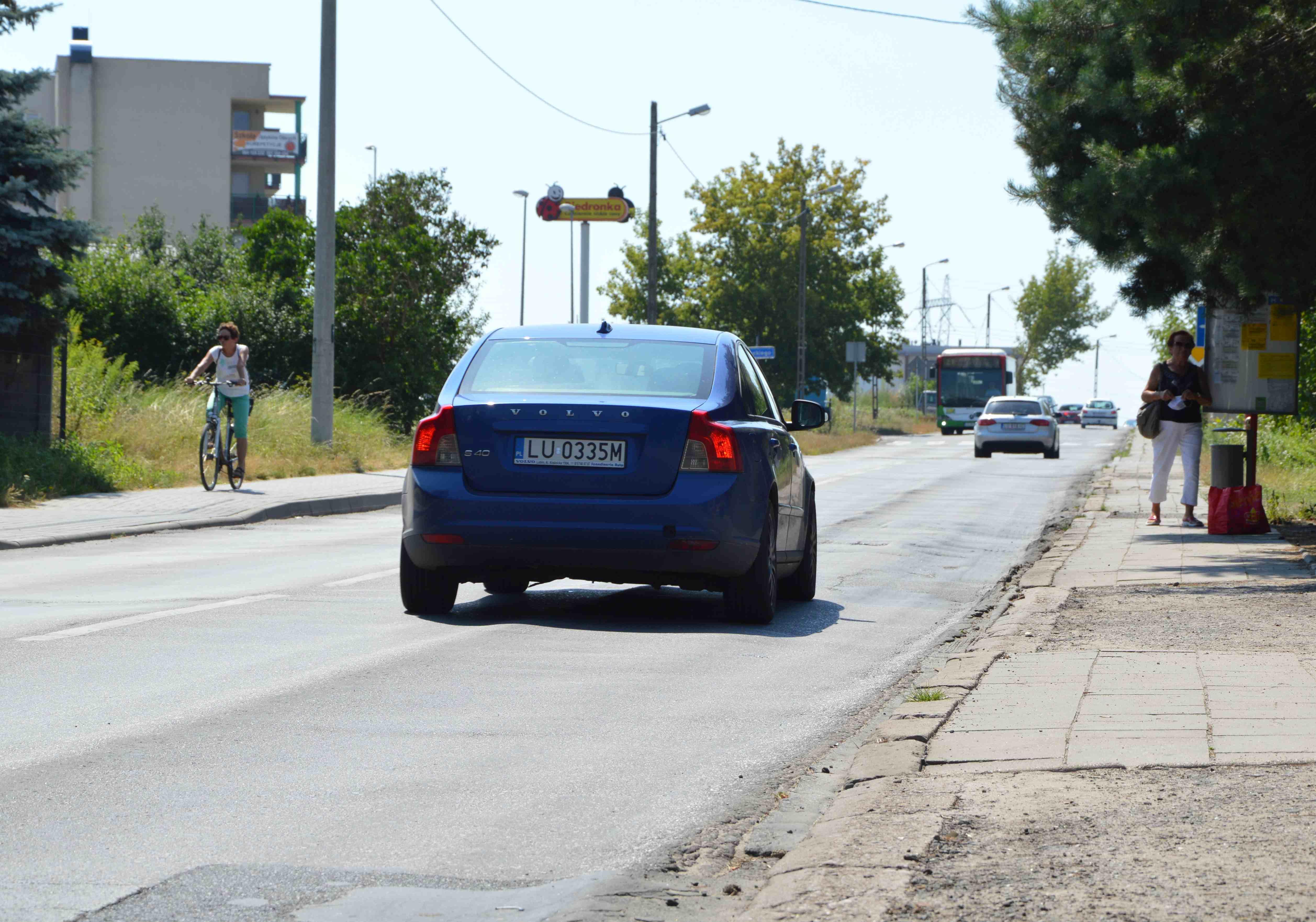 Lublinianie chcą przebudowy starej części ul. Nałkowskich - Zdjęcie główne