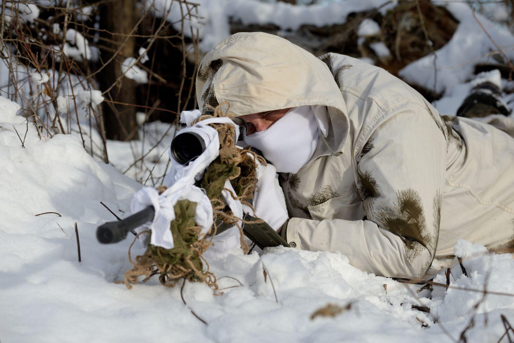 Terytorialsi z 2 LBOT przeszli szkolenie strzelców wyborowych - Zdjęcie główne