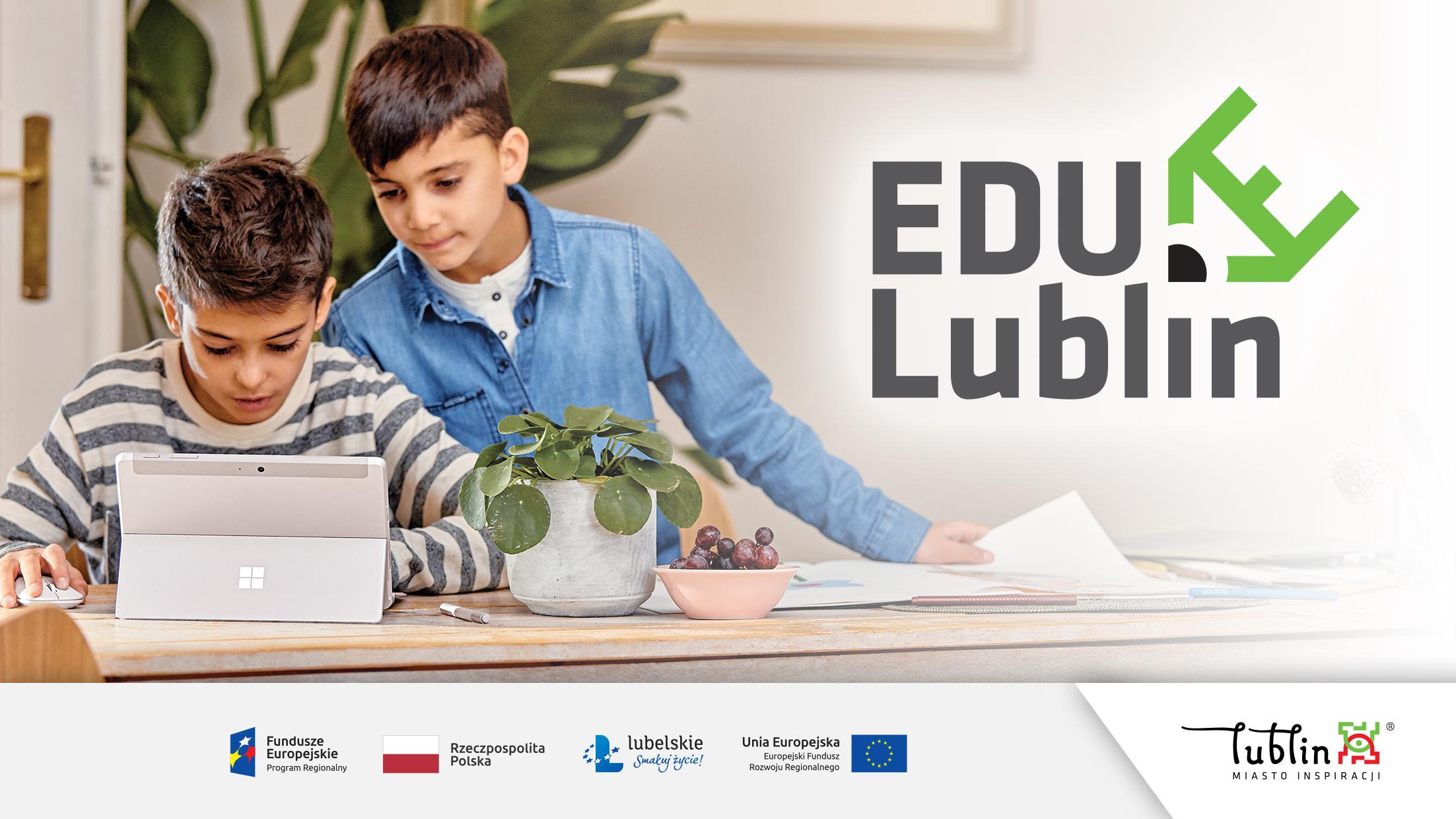 """Projekt """"EduLublin - Cyfrowa rzeczywistość"""". Miasto podsumowało kilkuletnie działania - Zdjęcie główne"""